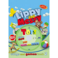 Lippy and Messy - Songs and Games 2 (11-20) + dárek