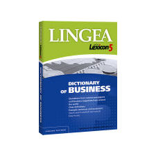 Lingea Lexicon 5 Dictionary of Business + dárek